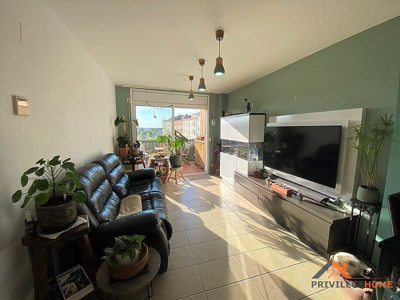 Apartment with private solarium for sale in Empuriabrava